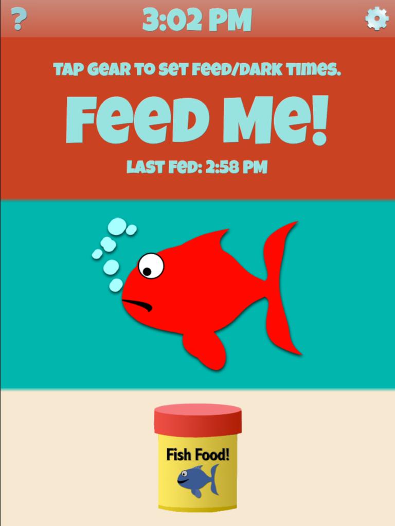 Fish Buddy - ipad2