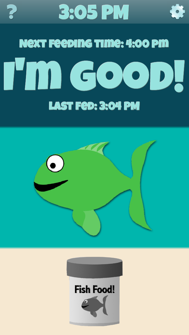 Fish Buddy - iphone1
